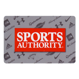$5 Sports Authority egift card! Low Gin
