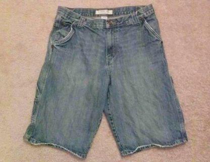 BOY'S Blue Jean Shorts