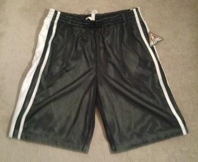1 NEW Athletic Shorts Casual Pull String Pockets Mesh FREE SHIPPING