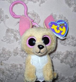 cda802965eb Free  NWT Ty Beanie Boo Chihuahua Nacho Free shipping - Dolls ...