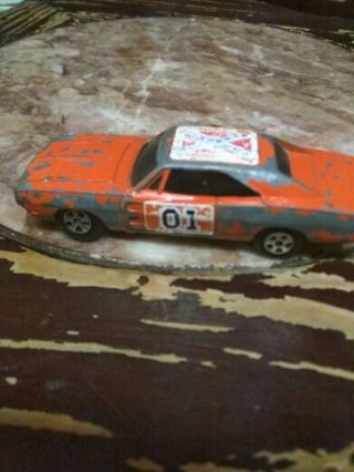 1981 dukes of hazzard car