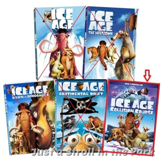 Ice Age: Collision Course - Digital HD Download (DL)