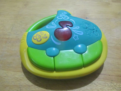 Baby musical piano toy
