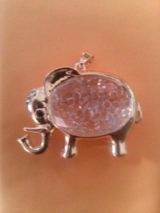 Float Elephant Charm