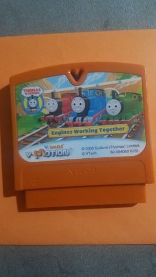 VTech thomas the train ENGINES WORKING TOGETHER