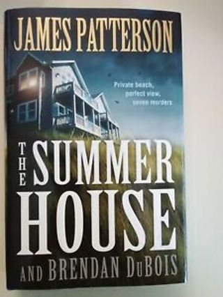 THE SUMMER HOUSE by James Patterson & Brendan DuBois (2020, Hardcover)