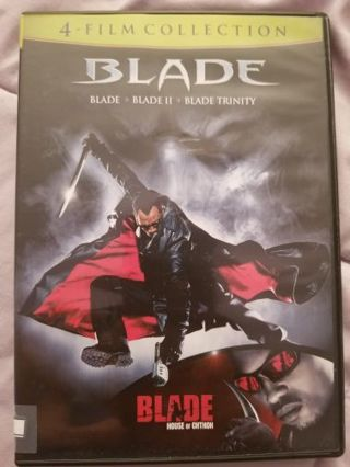 Blade 3 Film Collection