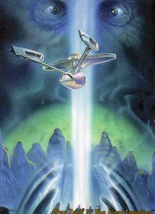 1993 Star Trek Collectible/Trade Card: The Final Frontier