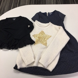 Girls Size 7-8 3 New Clothing Items From Kidpik