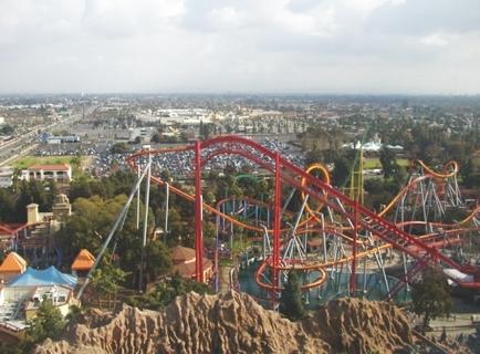 2 Amusement Park E-Tickets to Cedar Point, Kings Island, Knotts Berry Farm & Many Others