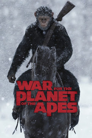 """""""War for the planet of the apes"""" HDX-""""Vudu or Movies Anywhere"""" Digital Movie Code"""