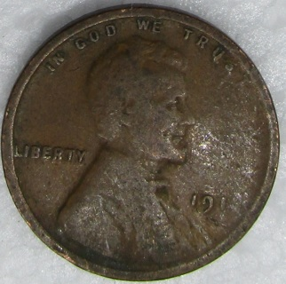 191x  ? (UNKNOWN) WHEAT Cent
