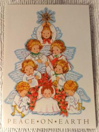 One Christmas Card