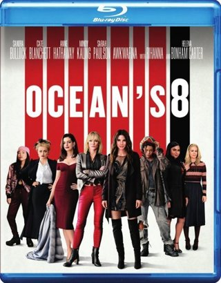 Ocean's 8      HD GooglePlay Digital Copy Code Transfers to MA, Vudu