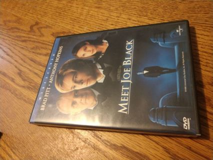 Meet Joe Black DVD