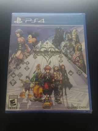 Kingdom Hearts PS4 game