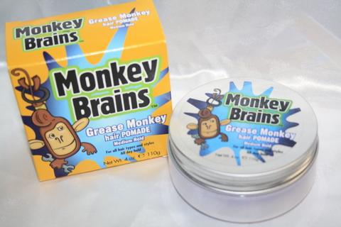 Monkey Brains Hair Pomade New