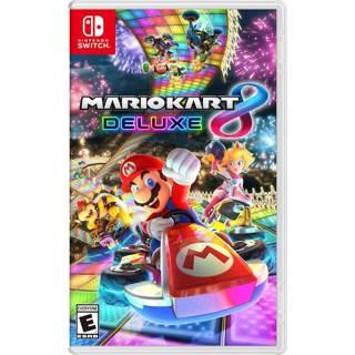 Mario Kart 8 Deluxe Deluxe Edition - Nintendo Switch