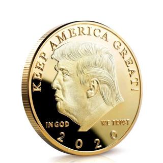 President Trump 2020 Coin