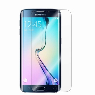BRAND NEW SAMSUNG GALAXY S6 EDGE PHONE CLEAR SCREEN PROTECTOR FILM