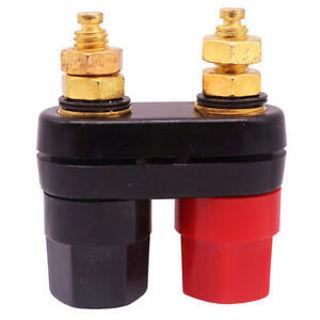 Post Adapter Connector Terminal Banana Jack Audio Plug Speaker Amplifier