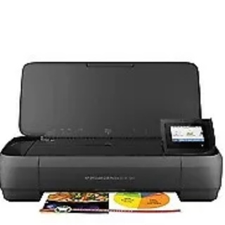 HP 250 Portable Color Printer lowest used price is $200+ ship, $500 new on EBay