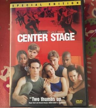 Center Stage Dvd