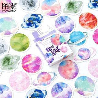 45Pcs/set kawaii Stationery sticker creativa lovely birdie pattern diary school supplies stationer