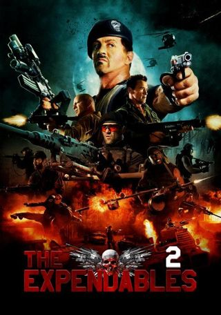 The Expandables 2 HD Code