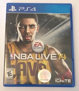 NBA Live 14 - PlayStation 4 PS4