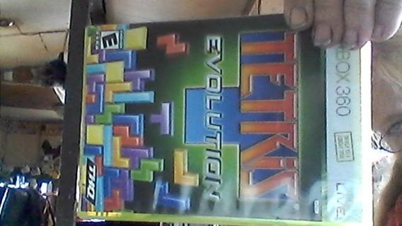 xbox360 tetris evolution