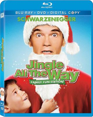Jingle All The Way (Digital HD Download Code Only) **Christmas** **Arnold Schwarzenegger**