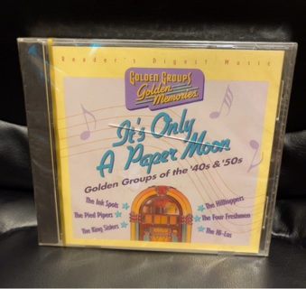 It's Only a Paper Moon CD