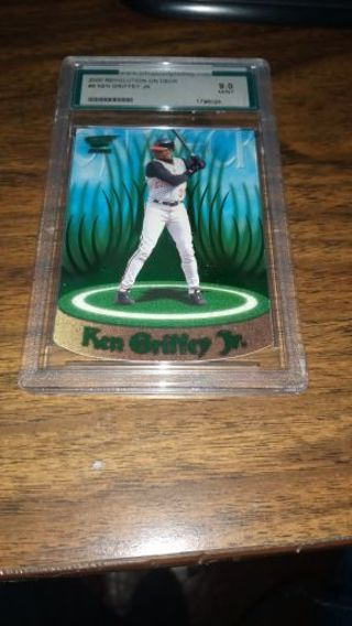 Ken Griffey Jr. Graded 9