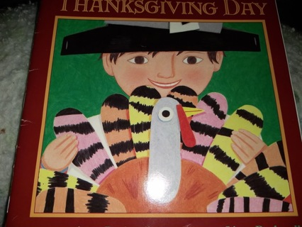 Thanksgiving Day, by Anne Rockwell