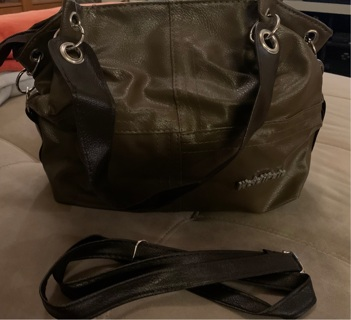Never Used! WEIDIPOLO Brown Purse! Lots of room!
