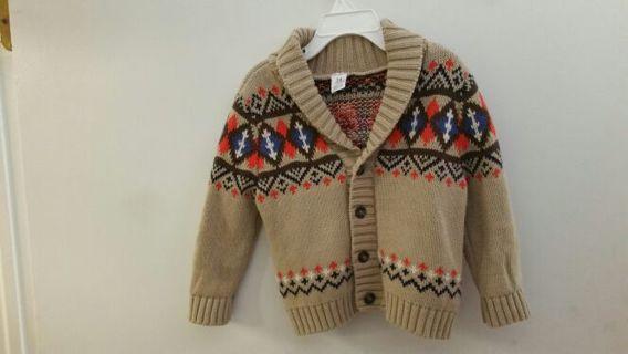 NWT Carter's Toddler Boy's Sweater
