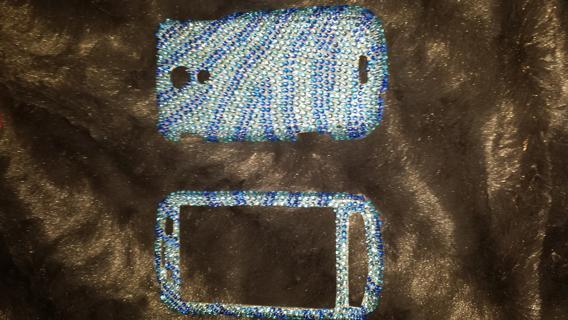 BLING!!! Cell phone case