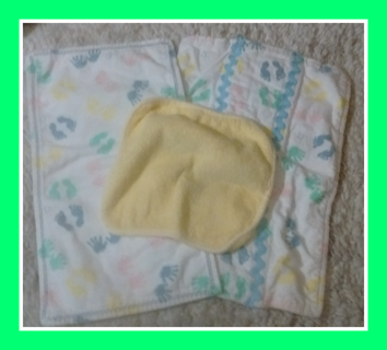 Burp Towels