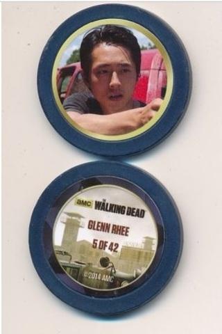 Walking Dead Tokenz- Glenn