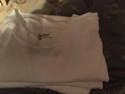 Little boys tee shirts (medium)