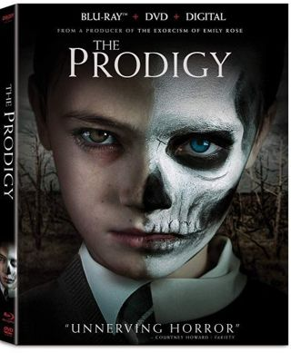 The Prodigy Digital HD Code BRAND NEW! NEVER USED! Horror Movie Taylor Schilling