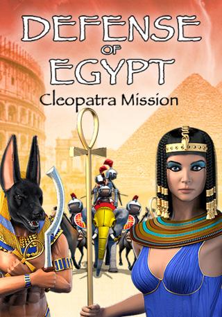 Defense of Egypt: Cleopatra Mission - Steam Key