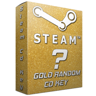 GOLD STEAM RANDOM KEY - VERY HIGH PRECENT OF GETTING GOOD GAMES