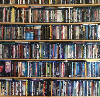 Over 20 Mystery DVD's!
