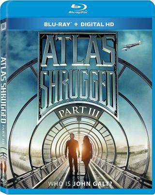 2015 ATLAS SHRUGGED Part III-Who is John Gault ? (Blu-ray & Digital) Movie-New & Sealed-READ