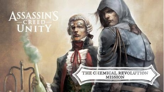 PS4 Add-On / Assassins Creed Unity Chemical Revolution Mission