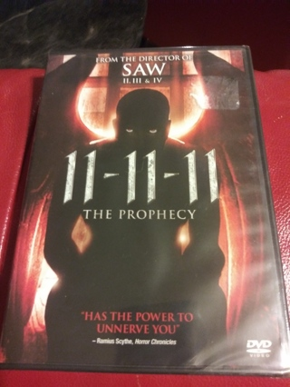 11-11-11 DVD FACTORY SEALED