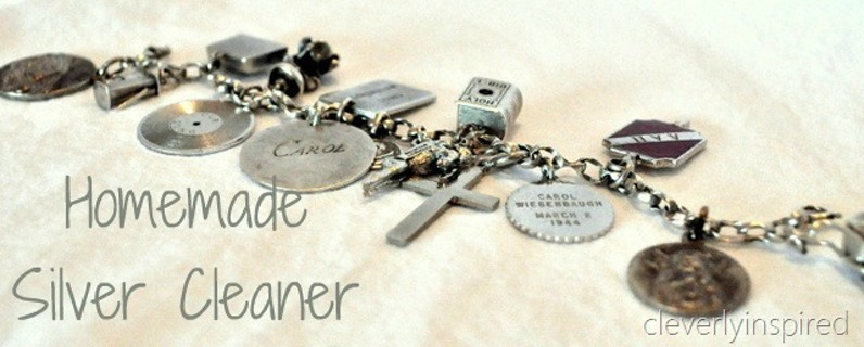 DIY SILVER JEWERLY CLEANER AT HOME Recipe