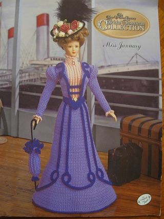 Free: THREE Barbie Doll Gown Crochet Patterns! - Crochet - Listia ...